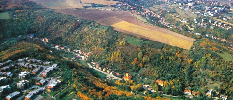 Šárecké údolí – obnova původních stepí v lokalitě Dolní Šárka